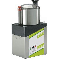 Cutter – einphasig – Kapazität 8 Liter – Leistung 750 W – 1 Geschwindigkeit