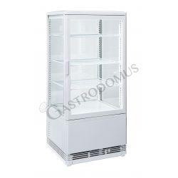 Getränkekühlschrank – Nutzvolumen 78 L – Temperaturbereich 0 °C / + 12 °C
