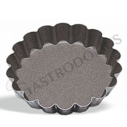 Tortelett – geriffelt – Ø 8 cm
