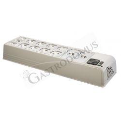 Kühlaufsatz – Tischgerät – B 1580 mm x T 450 mm x H 230 mm