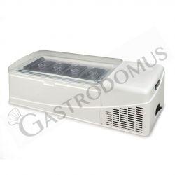 Kühlaufsatz für Speiseeis– Tischgerät – B 1255 mm x T 525 mm x H 360 mm