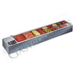 Kühlaufsatz – Tischgerät – B 2080 mm x T 410 mm x H 220 mm