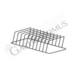 Einsatz für 10 Bleche – Edelstahl – geeignet für die Topfspülmaschine ES113