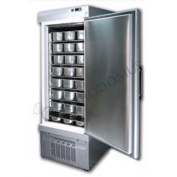 Eiskühlschrank – Umluftkühlung – 650 l – Temperatur -18°C/-40°C