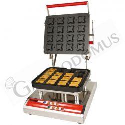 Tartelettes-Maschine – Abmessungen B 53 cm x T 44 cm x H 38 cm