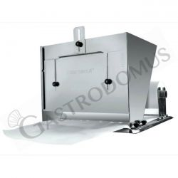 Dosiermaschine für Biskuitteig – manuell – Abmessungen B 40 cm x T 47,5 cm x H 31,5 cm