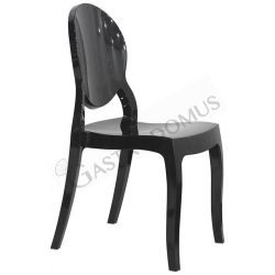 Specchio Stuhl – Struktur – Sitzfläche & Rückenlehne – Polycarbonat
