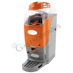 Zitruspresse – automatisch – professionell – orangefarbenem Kunststoff – einphasig – Leistung 200 W