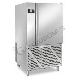 Digitaler Schockfroster-Schnellkühler – 12 GN2/1 Bleche oder 24 GN1/1 Bleche – Ertrag 80 kg +90°C/+3°C