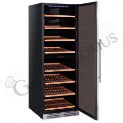 Einbau-Weinkühlschrank – Kapazität 457 L – Temperaturbereich +5°C /+10°C und +10°C/+18°C