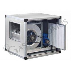 Kasten-Radialventilator – dreiphasig – separater Motor – 6000 m3/h