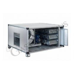Aktivkohleanlage ECLT – dreiphasig – 4500 m3/h – 14 Zylinder – 1300 rpm