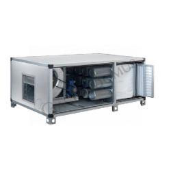 Aktivkohleanlage CCA – dreiphasig – 7500 m3/h – 23 Zylinder – 1120 rpm