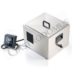 Schongarer – integrierter Thermostat – Digitales Bedienfeld – GN 2/3