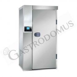 Digitaler Schockfroster-Schnellkühler – 20 GN1/1 Bleche oder 20 Gitter 60 x 40 cm – Ertrag 100 kg +90°C/+3°C