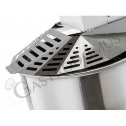 Spiralteigknetmaschine – fester Kessel – 22 L – dreiphasig 400 V – 1 Geschwindigkeit