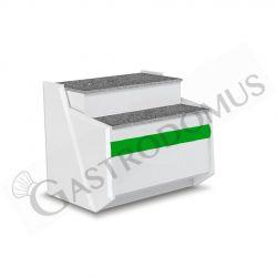 GN 1/6 Behälter – Polycarbonat – B 176 mm x T 162 mm x H 150 mm – 2,4 Liter