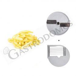 Spiralteigknetmaschine – fester Kessel – 48 L – einphasig – 1 Geschwindigkeit