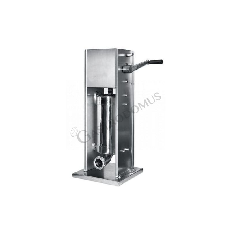 Wurstfüllmaschine – manuell – stehend – Kapazität 7 Liter – Trichter Durchmesser 156 mm