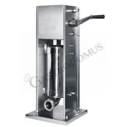 Wurstfüllmaschine – manuell – stehend – Kapazität 14 Liter – Trichter Durchmesser 198 mm
