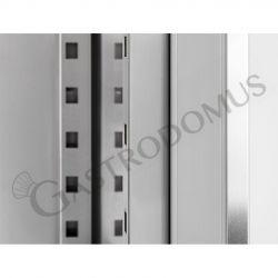 SNACK Kühlschrank mit statischer Kühlung – Temperaturbereich + 2 °C/+ 8 °C – 429 L