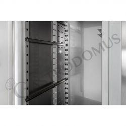 Tischfritteuse – elektrisch – 1 Becken – Ablasshahn - Kapazität 8 L – 3000 W