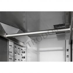 Tischfritteuse – elektrisch – 1 Becken – Kapazität 8 L – 3000 W
