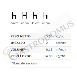 Teigausroller – einphasig – B 580 mm T 480 mm x H 400 mm – Edelstahlwalzen 320 mm