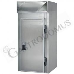 Belüfteter Kühlschrank der Klasse A, Inhalt 650 LT und Temperatur 0°C/+8°C