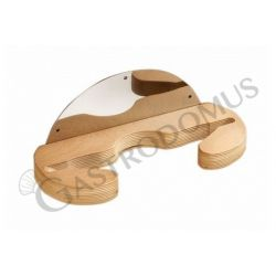 Wandhalterung – Holz