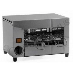 Toaster –  Edelstahl – 2 Zangen – Leistung 1,2 kW – einphasig