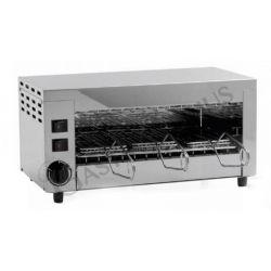 Toaster –  Edelstahl – Toasts & Sandwiches – 3 Zangen – Leistung 1,9 kW – einphasig
