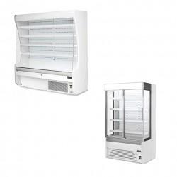Kühlregale zum optimalen Präsentieren von Produkten