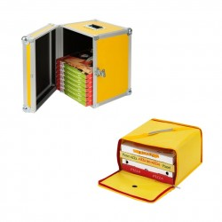 Thermotaschen und Boxen für den Pizza-Lieferservice