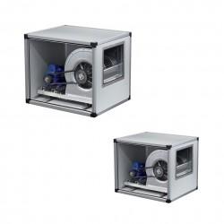 Kasten-Radialventilatoren & Lüftungsmotoren für Gastronomie & Gewerbe