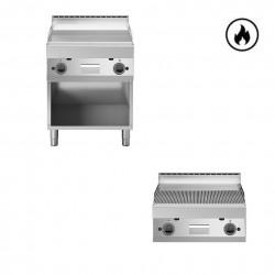 Professionelle Gas Brat- und Grillplatten für die Gastronomie: Angebot