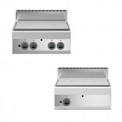 Gastro-Glühplattenherd Gas & Elektro – Tischgerät