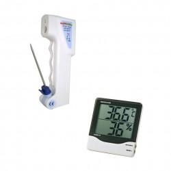 Praktische Küchenthermometer für Gastronomiebetriebe