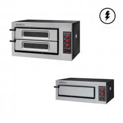 Professionelle Elektro Pizzaofen für Bars und Cafés