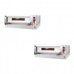 Elektro-Pizzaöfen mit Drehplatte, Modelle, Preise und Angebote