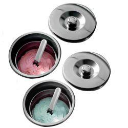 Eistheken mit runden Eiscremebehälter – Online-Shop