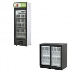 Gastro Getränkekühlschränke und Getränkekühltische