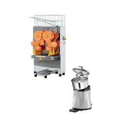 Praktische Fruchtpressen für Bars und Cafés