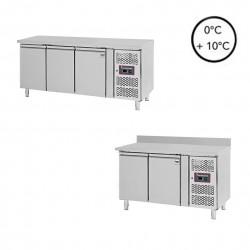 Gastro Kühltische mit Schubladen oder Türen - Online-Shop